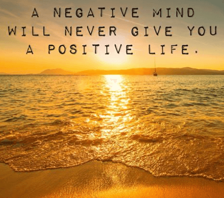 How A Negative Mind Will Never Give You A Positive Life